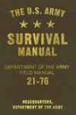 U.s.-Army Survival Manual