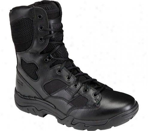 """""""5.11 Tactical Taclite 8"""""""" Boot Side Zip (men's) - Black"""""""