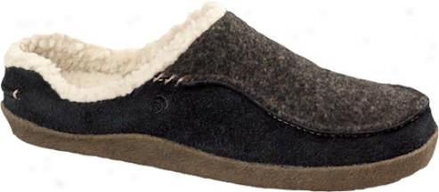 Acorn Odni (men's) - Shale Tweed Wool