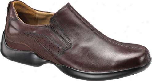Aetrex Gramercy Center Stitch Slip-on (men&#039;s) - Brown