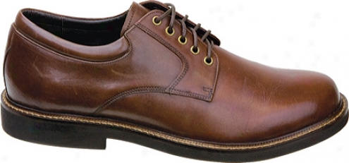 Aetres Lt510 Oxford (men's) - Brown Leather