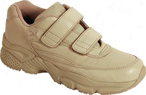 Aetrex X92 Athletic Walker (men's) - Tan Leather