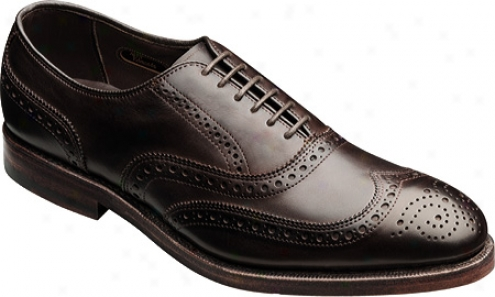 Allen-edmonds Jefferson (men's) - Brown Burnished Calfskin