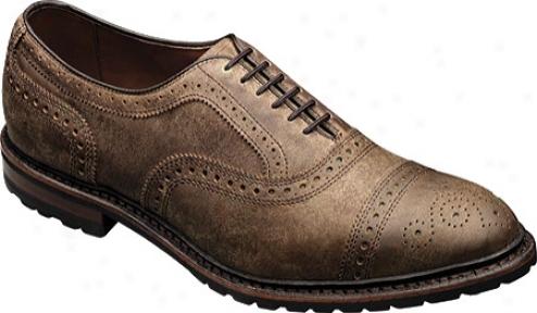 Allen-edmonds Kiowa (men's) - Brown Distreswed Leather