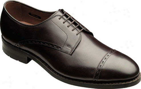 Allen-edmonds Madison Ave (men's) - Darkness Chocolatr Calfskin