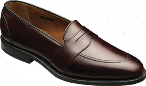Allen-edmonds Westchester (men's) - Burgundy Shell Cordovan