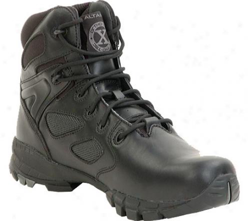 """altama Footwear 6"""" Ortho-tacx (men's) - Black Leather"""