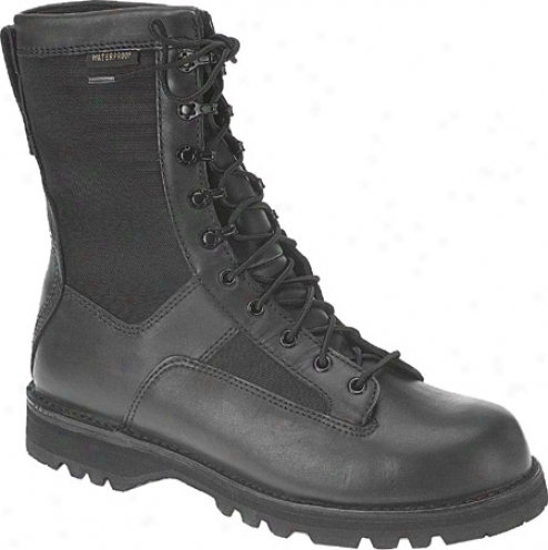 Altama Footwear Black Imfantry C0mbat Waterp (men's)
