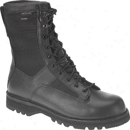 Altama Footwear Black Imfantry C0mbat Waterp (men's)