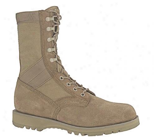 Altama Footwear Desert Sahara Boot (men 's) - Tan Suede