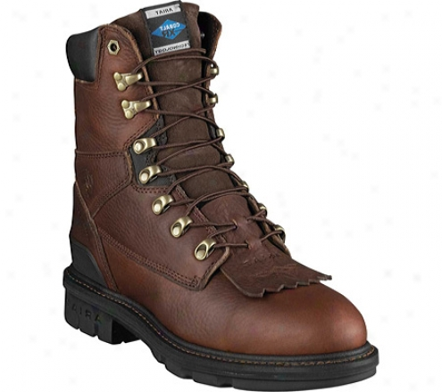 Ariat Hermosa Xr Sfeel Toe (men's) - Redwood Full Grain Leather