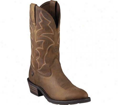 Ariat Ironside (men's) - Dusted Brown Fyll Grain Leather