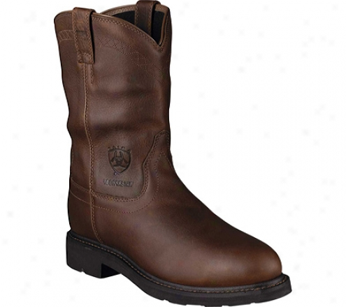 Ariat Sierra H2o Steel Toe (men's) - Sunshine Waterproof Full Grain Lether