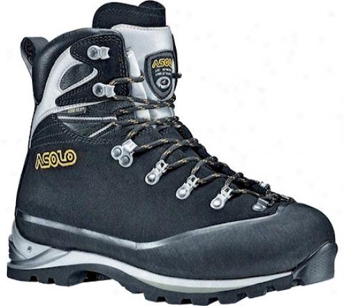 Asolo Sherpa Gv (men's) - Black/silver