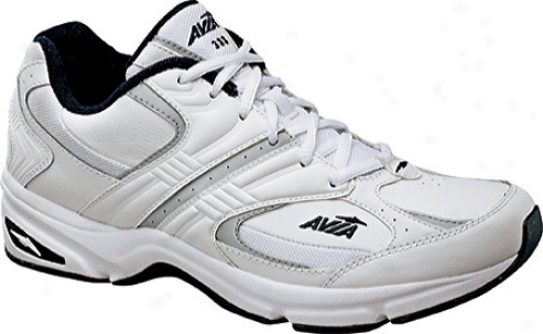 Avia A333m (men's) - White/submarine/chrome Silver