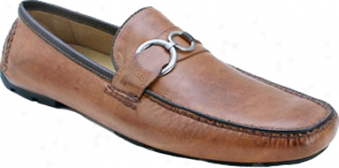 Bacco Bucci Marcelo (men's) - Brown Calf