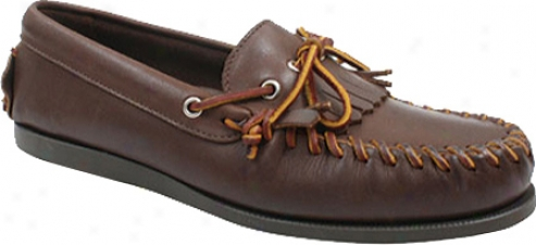 Bass Cedar (men's) - Dark Brown Full Grain Leather