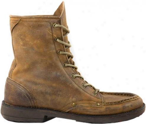 Layer Stu Westward (men's) - Tan Grsenland Washed Leather