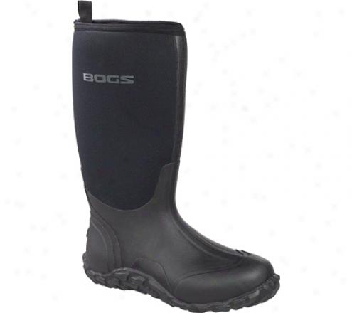 Bogs Greek  High (men's) - Black