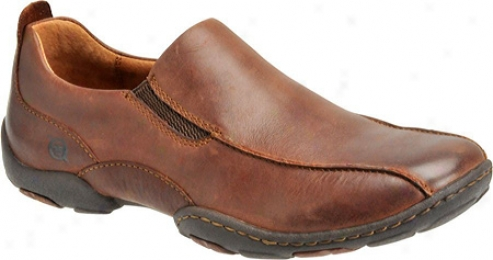 Born Alpert (men's) - Canoe Completely Grain Leather