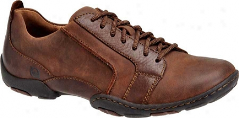 Born Davey (men's) - Chestnut Full Grain Leather