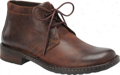 Born Harrison (men's) - Chestnut Full Grain Leather