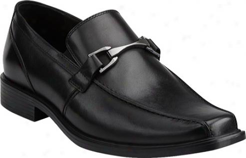 Bostonian Claxton (men's) - Black Leather