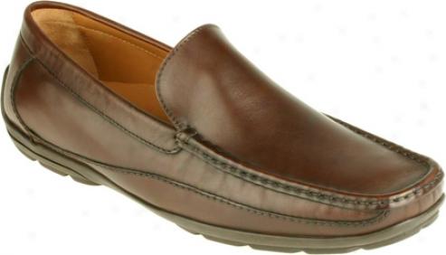 Brass Boot Luke (men's) - Brown Waxy Leather