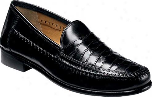 Brass Boot Napoli (men's) - Black Buffalo Calf L3ather