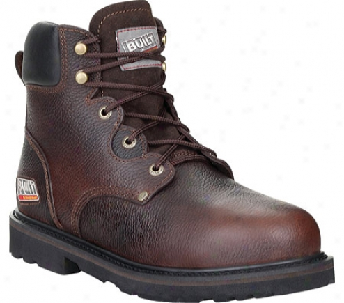 Built By Georgia Boot Bg6124 Zone (men&#039;s) - Brown