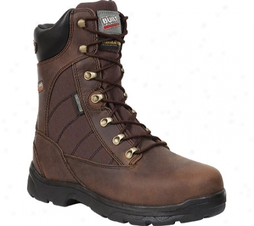 Built By Georgia Boot Bg8443 Gauge (men's) - Brown