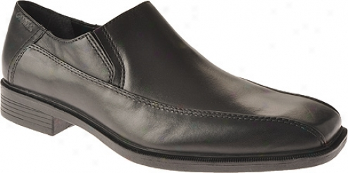 Clavin Klein Temple (men's) - Black Dress Calf