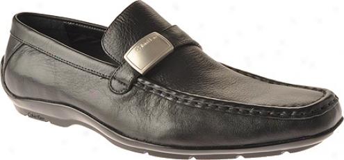 Calvin Klein Heron (men's) - Black Waxy Caribou