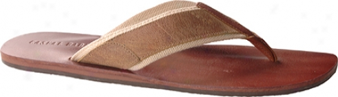 Casual Barn Cbs0032 (men's) - Brown Leathee Canvas