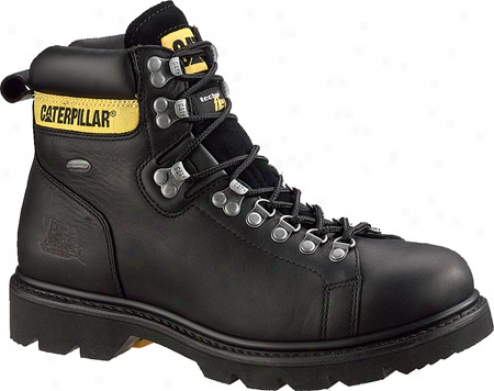 Caterpillar Alaska Fx Steel Toe Waterproof (men's) - Black