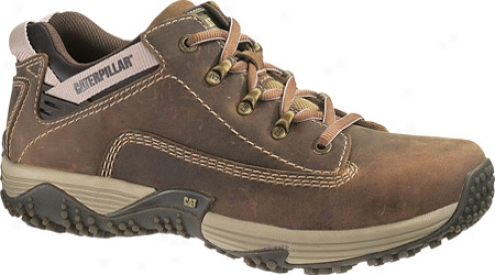 Caterpillar Corax Lo Steel Toe (men's) - Dark Beige
