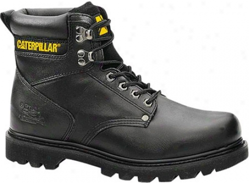 Caterpillar Second Shift (men's) - Black Seminole