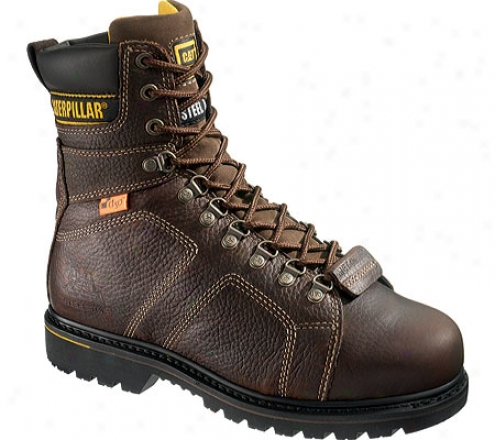 Caterpillar Silverton Guard Steel Toe (men's) - Brown