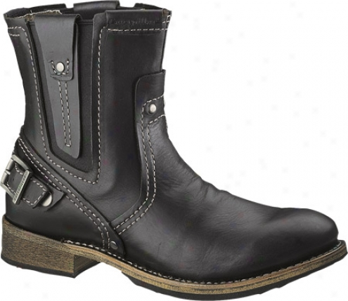 Caterpillar Vinson (men's) - Black