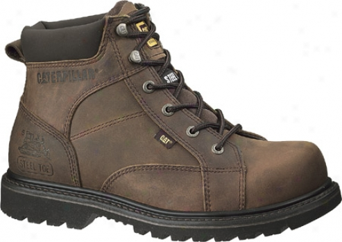 Caterpillar Whiston (men's) - Dark Brown
