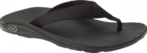 Chaco Flip (men's) - Black Polyester Yarn