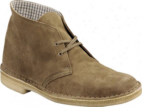 Clarks Desert Boot (men's) - Oakwood Suede