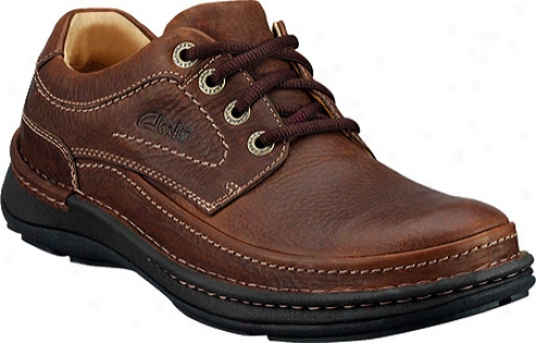 Clarks Nature Tree (men's) - Brown Leather