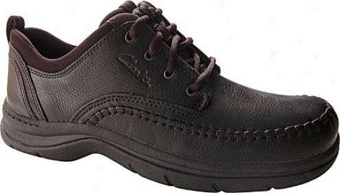 Clarks Portland (men's) -B rown Leather