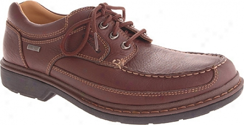 Clarks Street Lo Gtx (emn's) - Brown Leather