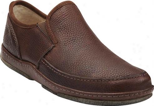 Clarks Torpedo (men's) - Brown Leather