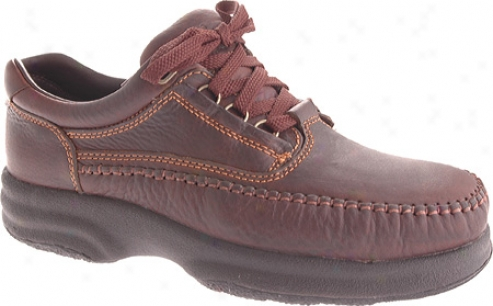 Clarks Tracker (men's) - Brown Oily Leather