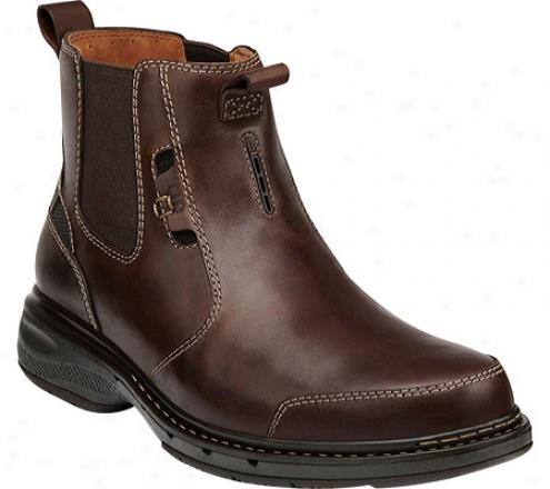 Clarks Un.cabot (men's) - Brown Leather