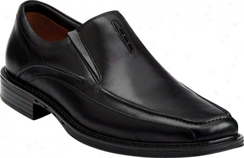 Clarks Un.edward (men's) - Black Leather