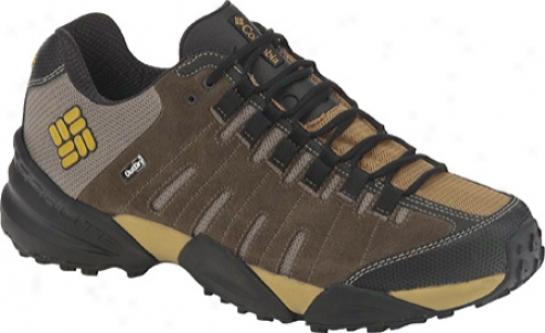 Columbia Master Of Faster Low Outdry Ltr (men's) - Cub/honey Mustard